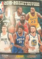 PANINI NBA BASKETBALL STICKER COLLECTION 2019 2020 CHOOSE YOUR STICKER 240 - 464