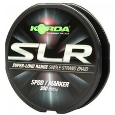 Korda SLR Braid Super Long Range Single Strand Spod Marker Fishing Braid 300m