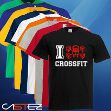 Camiseta cross training gimnasio gym fitness espartanos esparta (ENVIO 24/48h)