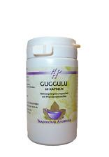 Guggulu mit Triphala Vega-Kapseln, Blutreinigung, Entgiftung, Fettverbrennung