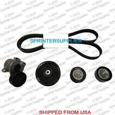 Mercedes Sprinter Kit Serpentine Belt and Pulley 2014+ BG2098/105/106/005/029