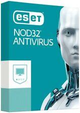 ESET NOD 32 ANTIVIRUS 2020 1 PC 1 ANNO