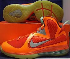2012 Nike Lebron 9 Big Bang Galaxy All-Star Orange Youth SZ 7Y ( 472664-800 )