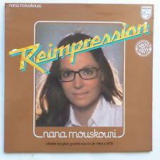 NANA MOUSKOURI Collection reimpression Grands succes de 1964 a 1976 9101117