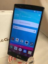 LG G4 H815 - 32GB - Leather Black (Unlocked) Smartphone - Uk Warranty  - Grade B