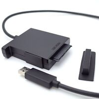 "Official Hard Drive Data Transfer Cable USB2.0 to SATA 2.5"" SSD HDD For Xbox360"