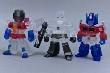 Kabaya Transformers D Collection Set of #3 Transparent