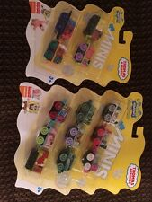 ~ Thomas The Train Sponge Bob Minis Set Of 13