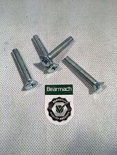 """Bearmach 4x LAND ROVER DEFENDER cardine della porta vite 5/16 UNF 3/4 """"filettatura completa BR161"""