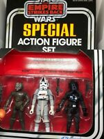 Star Wars The Empire Strikes Back Special Action Figure Set - Imperial Set
