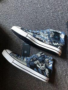 CONVERSE ALL STAR BATMAN shoe Brand New in box