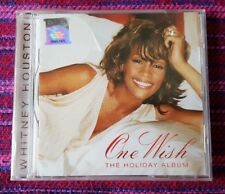 Whitney Houston ~ One Wish : The Holiday Album ( Malaysia Press ) Cd
