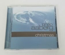 Philip Aaberg Christmas CD 2002 Sweetgrass Music Favored Nations Records