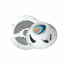 Boss Audio Systems Marine Mr50W 150 Watt Per Pair, 5.25 Inch Full Range, 2 Wa.