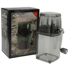NGT MULTI BAIT CRUSHER GRINDER SYSTEM FOR CARP FISHING BOILIES PELLETS PARTICLES