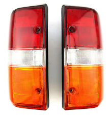 NEW TAIL LIGHT LAMP for NISSAN PATROL GQ 1 1987 - 1993 RIGHT + LEFT SIDE (PAIR)