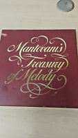 Mantovani's Treasury Of Melody vinyl box set - AH 39647