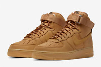 Nike Air Force 1 High '07 Flax Men's Sneakers Casual Lifestyle Shoes CJ9178-200