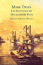 Las aventuras de Huckleberry Finn (Clasicos) (Spanish Edition)-ExLibrary