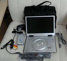 portátil reproductor de DVD CTV 732 DVB-T con integrado Sintonizador / Negro