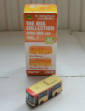 TOMYTEC BUS COLLECTION VOL 1 JAPAN - NISSAN RN - NISHI TOKYO BUS - 1:150 SCALE