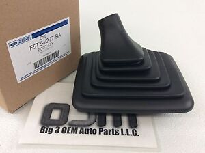Ford F150 F250 Manual Gear Shift Lever Rubber Boot Cover new OEM F5TZ-7277-BA