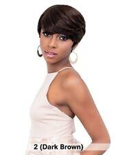Janet Collection Lavish 100% Virgin Human Hair Wig - MARY JAY