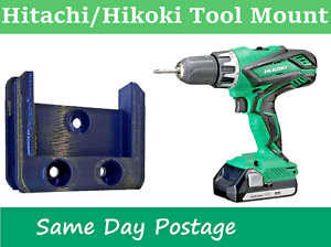 Hitachi Hikoki - Tool Holder - 18V & 36V Multivolt  Battery Skin Mount