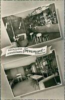 Ansichtskarte Frommert Pfornten Gockelbar Schnellimbiss Musikbox  (Nr.9073)