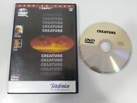 CREATURE KLAUS KINSKI STAN IVAR DVD + EXTRAS TERROR HORROR ESPAÑOL ENGLISH