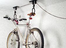 ascenseur à vélo 46870 Support de vélo inclus 15 m corde et Mât de fixation