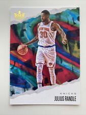 2019-20 Panini Court Kings - Julius Randle New York Knicks #54
