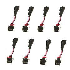8x  EV6 to EV1 Injector Connector Harness Adapter For LS1 LS6 LT1 / LS2/LS3 LS7