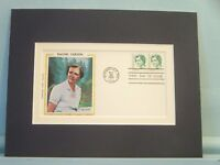 Rachel Carson - Author of Silent Spring  & First Day Cover of her own stamp