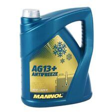 1x 5 Liter MANNOL Kühlerfrostschutz Kühlmittel Advanced AG13+ Gelb bis -40°C