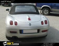 Fiat Barchetta - Hintere Stoßstange Gesichtsstraffung