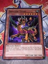 Carte Yu Gi Oh DRAGON TIGRE LDK2-FRK15 x 3
