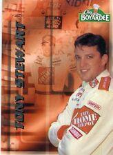 Tony Stewart 1999 Chef Boyardee Trading Card Nascar 2000