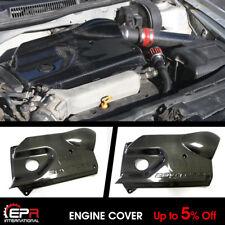 For Volkswagen VW Golf MK4 1.8T Carbon Fiber Engine Cover Spark Plug Trim