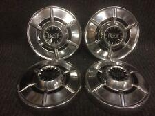 1964 64 1965 65 Ford Falcon Hubcap Wheel Cover Rim Center Cap Poverty Dog Dish 4