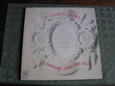 Ferrante&Teicher 2LP Vinyl 10 Anniversary Golden Piano Hits Stage Screen Jazz NM
