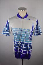 Santini radtrikot Cycling Jersey maglia rueda camiseta talla XL Vintage