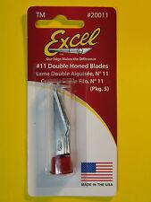Klingen spitz B11 (5) Best.-Nr.: 420011 von  Krick/Excel Günther Modellsport