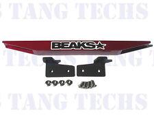 BEAKS RED LOWER TIE BAR CIVIC 01-5 EM/ES/EP3, RSX 02-06 DC5