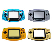 Pokemon GBA Shell Housing Kit Nintendo Gameboy Advance Replacement Hard Case Mod