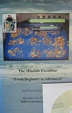 Il Minelab EXCALIBUR: da Principiante a Avanzato (include l'audio)