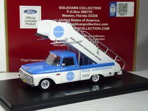 (KI-07-26) Goldvarg Ford 1965 Pan Am Airport Stairs Truck in 1:43 OVP, ltd. 150