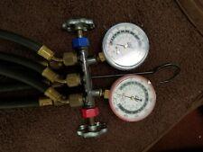 Refrigerant gauges