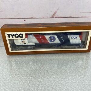HO Tyco 1776 Bicentennial Spirit Of '76 Powered Diesel Locomotive