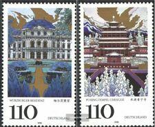 BRD (BR.Deutschland) 2007-2008 (kompl.Ausgabe) gestempelt 1998 Residenz Würzburg